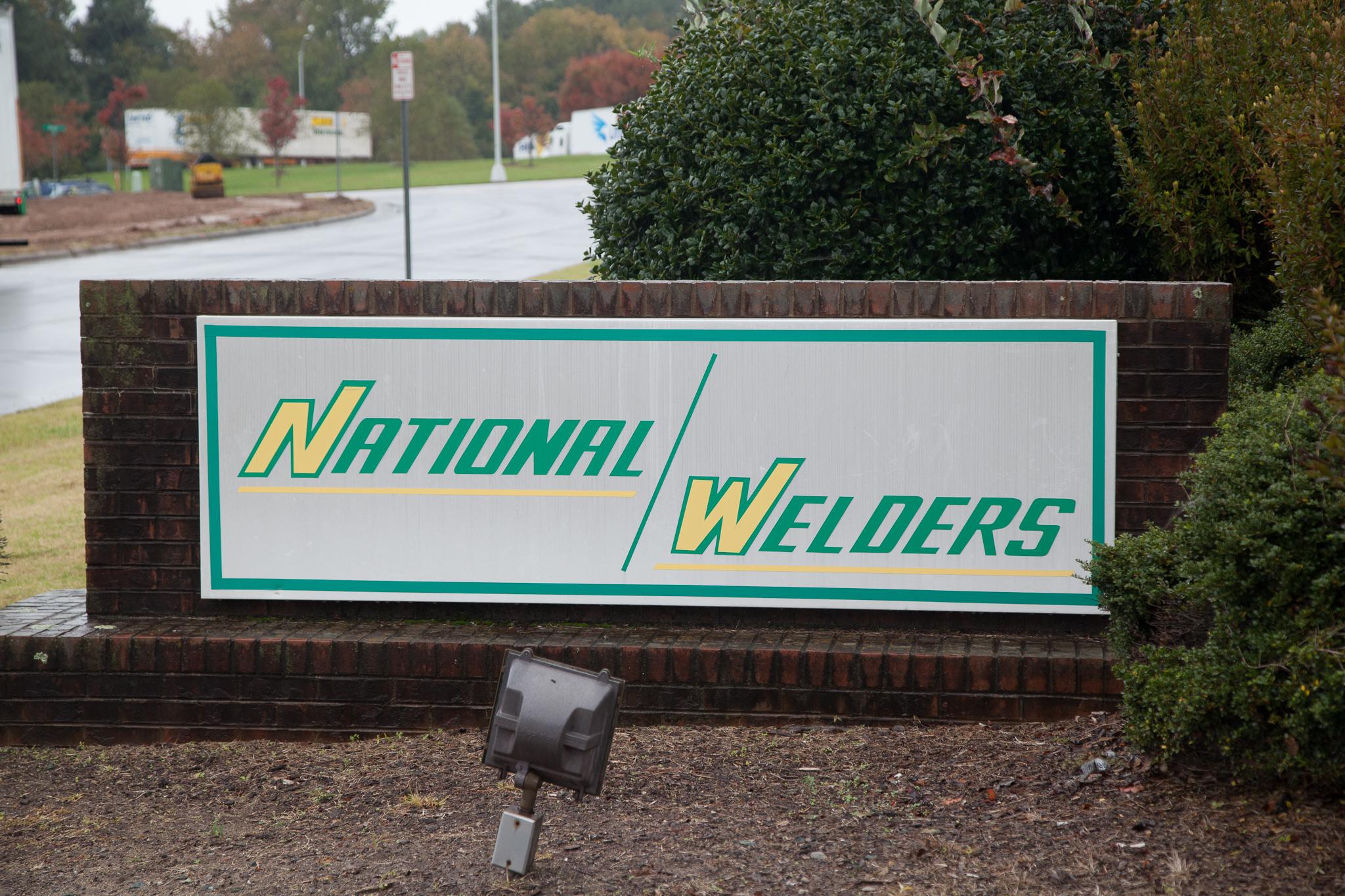 Air Gas National Welders